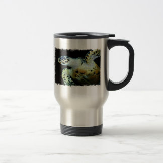 Leatherback Sea Turtle Stainless Travel Mug