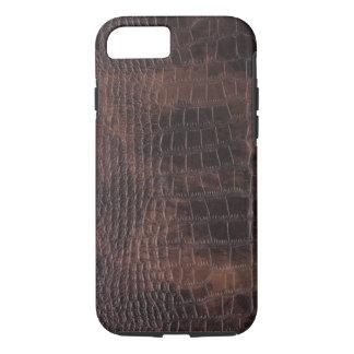 Leathered Alligator iPhone 8/7 Case