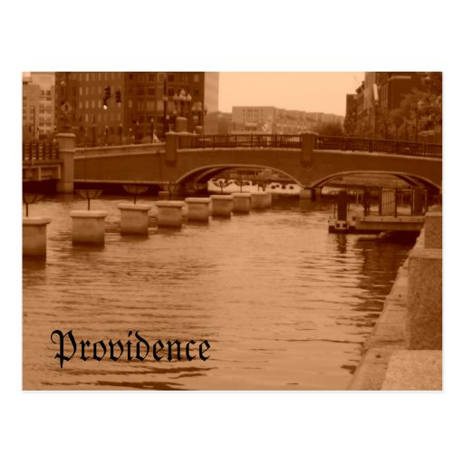 L'eau sous le pont cartes postales