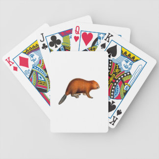 Leave it to Beaver Bicycle Playing Cards
