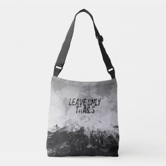 Leave Only Trails Crossbody Bag