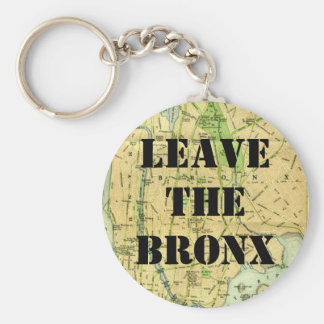 LEAVE THE BRONX! KEYCHAIN