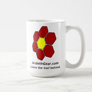 Leave The Trail Behind Coffee Mug