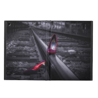 Leave Tracks Wherever You Go iPad Air Case