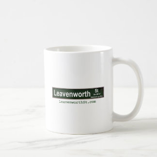 Leavenworth Street Coffee Mug