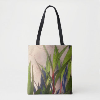 Leaves and Shadows Tote Bag