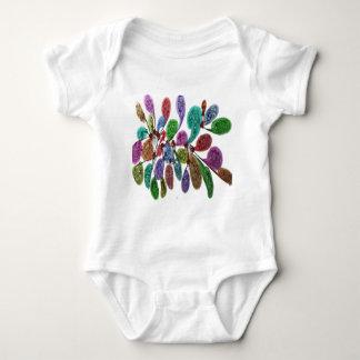 Leaves Baby Bodysuit