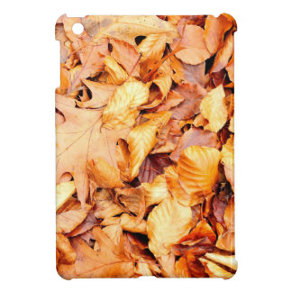 Leaves background iPad mini covers