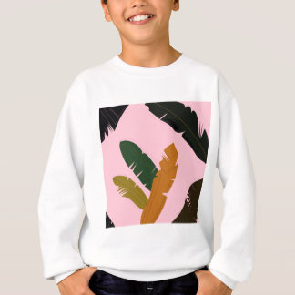 Leaves bio anatomy Study Sweatshirt