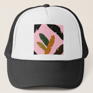 Leaves bio anatomy Study Trucker Hat