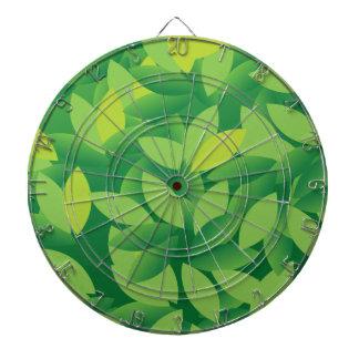 leaves dartboards