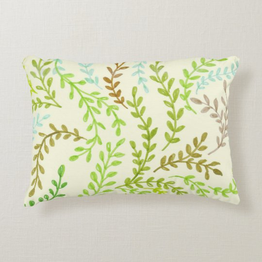Leaves (e) - pillow