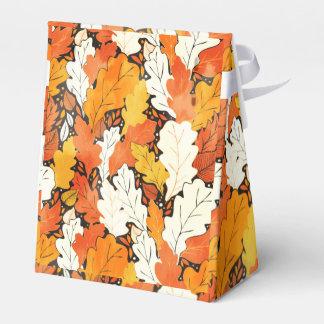 Leaves Favor Box
