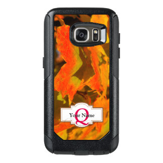 Leaves in outoo OtterBox samsung galaxy s7 case