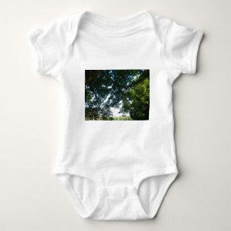 Leaves in Sunshine Baby Bodysuit