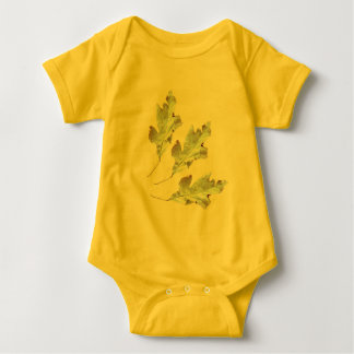 Leaves in the Fall Baby Bodysuit