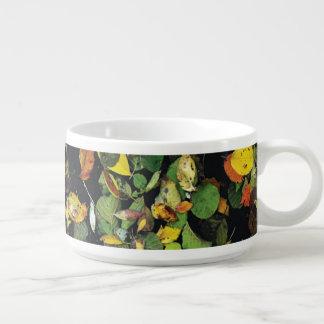 Leaves in Water Bowl