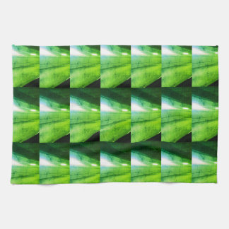 Leaves Kitchen Towel
