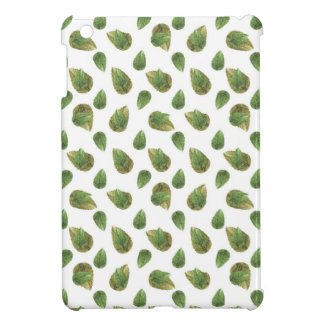 Leaves Motif Nature Pattern Cover For The iPad Mini