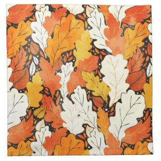 Leaves Napkin