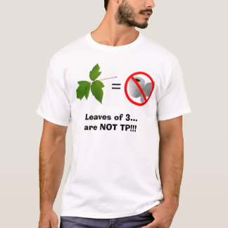 leaves_of_3 T-Shirt