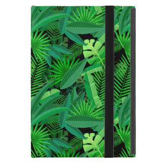 Leaves Of Tropical Palm Trees Covers For iPad Mini