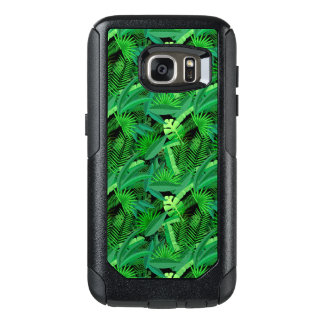 Leaves Of Tropical Palm Trees OtterBox Samsung Galaxy S7 Case
