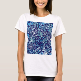 leaves pattern  B T-Shirt