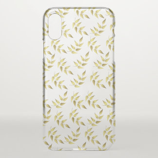 leaves sea breams iPhone x case