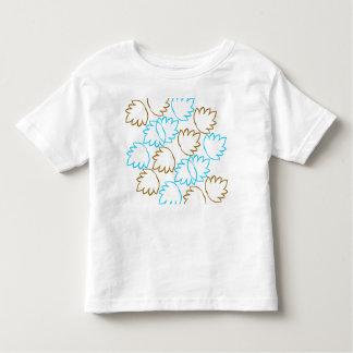 leaves toddler t-shirt