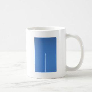 Leaving on a jet plane coffee mug