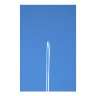 Leaving on a jet plane stationery