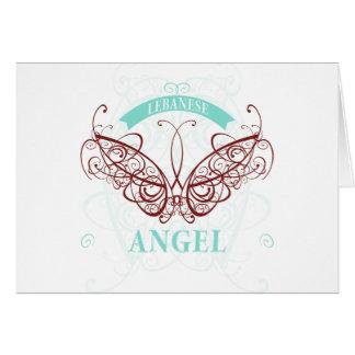 Lebanese Angel Card