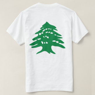Lebanese cedar men's T-Shirt