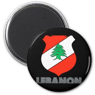 Lebanese Emblem Magnet