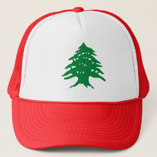 Lebanese Flag Hat