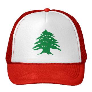 Lebanese Flag Hat