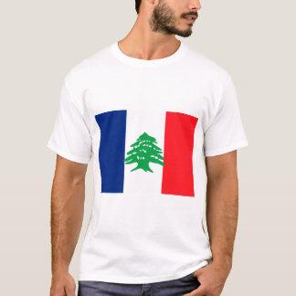 Lebanese French, Lebanon T-Shirt