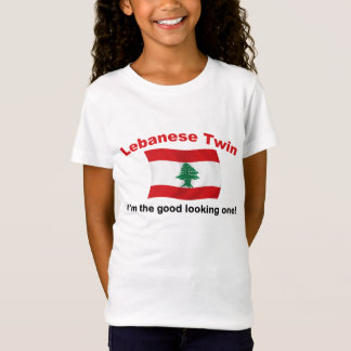 Lebanese Twin - Good Looking One T-Shirt