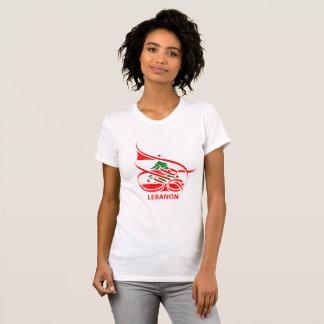Lebanon لبنان T-Shirt
