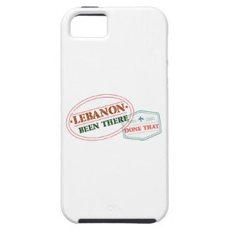 Lebanon Been There Done That Case For The iPhone 5