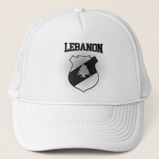 Lebanon Coat of Arms Trucker Hat