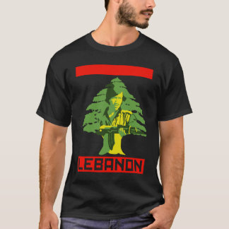 LEBANON FIGHTER T-Shirt