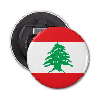 Lebanon Flag Bottle Opener