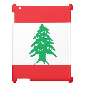 Lebanon Flag Cover For The iPad