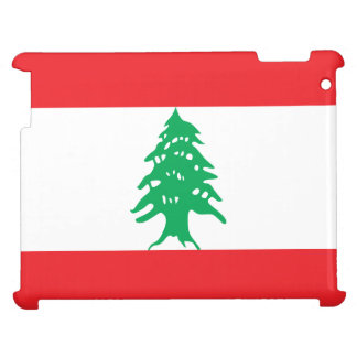 Lebanon Flag Cover For The iPad 2 3 4
