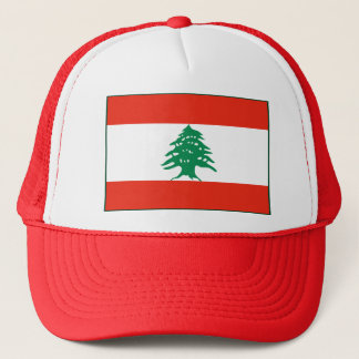 Lebanon Flag Hat