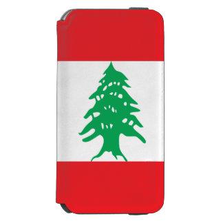 Lebanon Flag Incipio Watson™ iPhone 6 Wallet Case