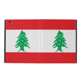 Lebanon Flag iPad Case