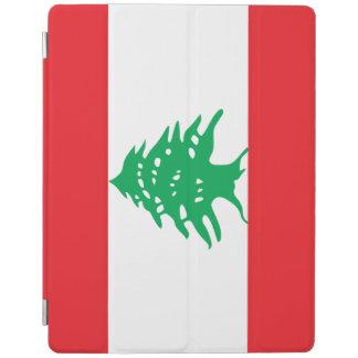 Lebanon Flag iPad Cover